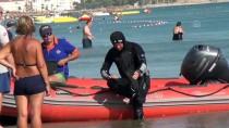 Denizde Kaybolan Yaşlı Kadını Arama Çalışmaları Sürüyor