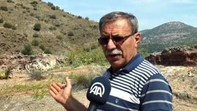 Denizli'de 'Kamara Traverten Sırtı'nın Koruma Altına Alınması