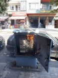 Elektrik Panosunda Çıkan Yangın Korkuttu