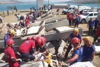 Erzincan AFAD Ekipleri, Elazığ'da 'Bölgesel Düzey Masa Başı Ve Saha Tatbikatı'Na Katıldı