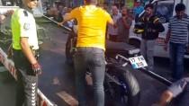Erzincan'da İki Motosiklet Çarpıştı Açıklaması 1 Ölü, 2 Yaralı