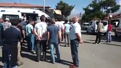 Erzincan'da Nakliyeciler Arasında Kavga Açıklaması 6 Yaralı