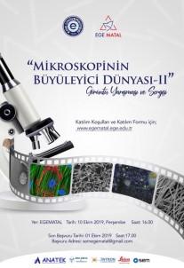 EÜ'de Bilim Sanatla Buluşuyor