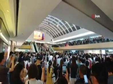 Eylemler AVM Ve Stadyuma Sıçradı