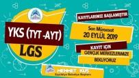 Eyyübiye'de Sınava Hazırlanan Gençler İçin Kurs Açıldı