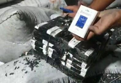 Gaziantep'te 38 Bin Paket Kaçak Sigara Ele Geçirildi
