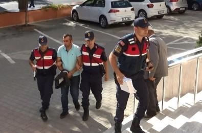 Göçmen Kaçakçısı Kıskıvrak Yakalandı