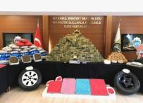 İstanbul'da Peş Peşe Uyuşturucu Operasyonları Açıklaması 22 Gözaltı