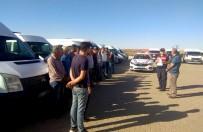 Jandarma Ekipleri Servis Şoförlerini Bilgilendirdi