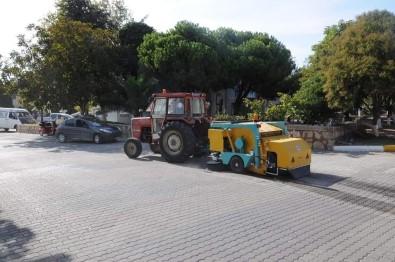 Karabiga Belediyesinin Temizlik Araç Filosu Güçleniyor