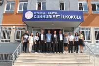 KARTAL BELEDİYESİ - Kartal Belediyesinden Minik Öğrencilere, Çanta Ve Kırtasiye Desteği