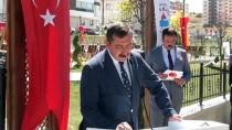 Kastamonu'da 'Şehit Öğretmenler Parkı' Açıldı