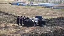 Mersin Büyükşehir Belediye Başkanı Seçer'in Konvoyunda Kaza Açıklaması 3 Yaralı