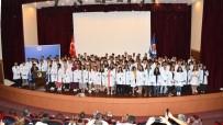 Her Açıdan - MEÜ Tıp Fakültesini Kazanan Öğrenciler, Törenle Beyaz Önlüklerini Giydi