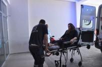 Nurdağı'nda Trafik Kazası Açıklaması 3 Yaralı