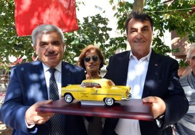 Osmangazi'de Taksi Durakları Yenileniyor
