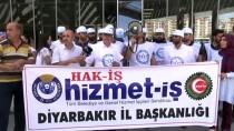 İHALEYE FESAT - Personeli Açığa Alan HDP'li Belediyeye Tepki