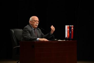 Prof. Dr. Nabi Avcı'dan Anadolu Üniversitesi'nde 15 Temmuz Demokrasi Günü Konferansı