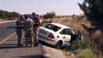 Şanlıurfa'da Kaza Yapan Uzman Çavuş Hayatını Kaybetti