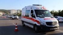 Sivas'ta İki Otomobil Çarpıştı Açıklaması 5 Yaralı
