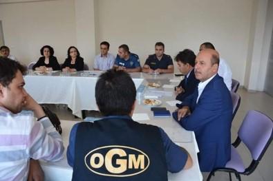 Şuhut'ta 11 Kasım'da Gerçekleşecek Fidan Dikim Merasimi Öncesi Toplantı