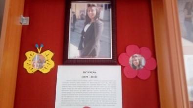 Trafik Kazasında Hayatını Kaybeden Öğretmeni Meslektaşları Unutmadı