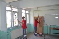 Turgutlu'da Okul Binalarına Yenileme