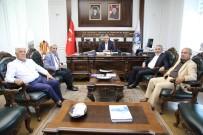 Türk Ocaklarından Başkan Güder'e Ziyaret