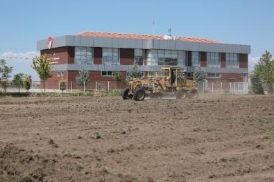 Yeni Malatyaspor 'Futbol Köyü' Projesi İçin İlk Kazmayı Vurdu
