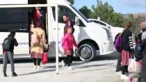 Yozgat'ta Okul Servis Araçları Denetlendi