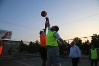 3X3 Streetball Turnuvası Başladı