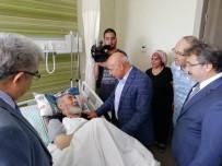 AK Parti Kayseri Milletvekili İsmail Tamer Açıklaması'Kayseri Sağlık Hizmeti Olarak Türkiye Standartlarının Üzerinde'