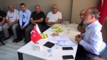 AK Parti Milletvekili Metin Yavuz Muhtarlarla Buluştu
