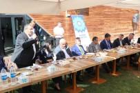 Aksaray'da Muhtarlar İl Protokolü İle İstişare Toplantısında Buluştu