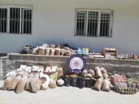 Aksaray'da Tütüncülere 'Duman-7' Operasyonu