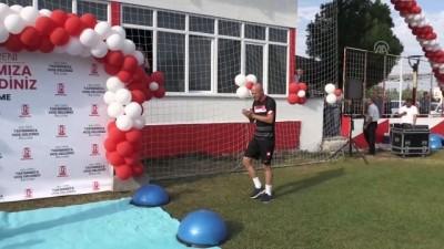 Balıkesirspor'un Yeni Transferleri Taraftarlarla Buluştu