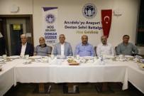 Başkan Güder, Battalgazi Belediyespor Oyuncuları İle Buluştu