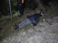 Bursa'da Uçurumdan Yuvarlanan Motosiklet Sürücüsü Hayatını Kaybetti