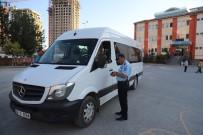 OKUL SERVİSİ - Büyükşehir Belediyesi Zabıtası, Okul Servislerine Yönelik Denetimlerini Sürdürüyor