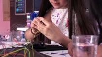 Cizreli Öğrencilerden Boğulmaya Karşı Robotik Sensör