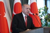SAKARYA MEYDAN MUHAREBESİ - Erdoğan'dan Sakarya Zaferi mesajı