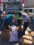 Darıca'da 132 Kilo Kaçak Tütün İmha Edildi