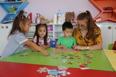 Erdemli Belediye Kreşi, Yeni Eğitim Sezonuna Başladı