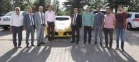 ERÜ'lü Öğrenciler İnsansız Elektrikli Otomobil Geliştirdi