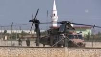 SURİYE - Fırat'ın Doğusunda Dördüncü Ortak Helikopter Uçuşu