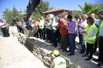ÇATALAN - İmamoğlu İçme Suyu Projesi'nin Yapımına Yeniden Başlandı