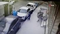 İstanbul'un Farklı İlçelerinde Hırsızlık Yapan Suç Makineleri Kamerada