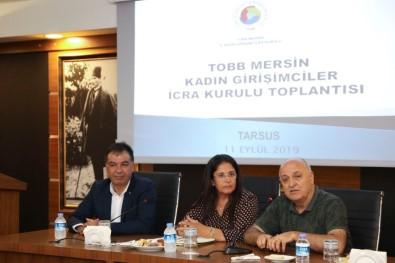 Kadın Girişimciler Tarsus'ta Buluştu