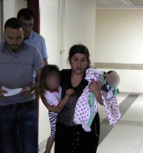 Kayseri'de Suç Makinesi Kadın Yakalandı