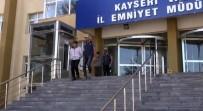 Kayseri'deki DEAŞ Operasyonunda Gözaltına Alınan 2 Kişi Adliyede